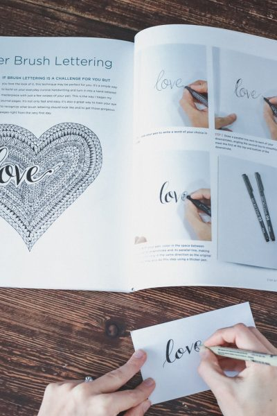 How to Improve your Hand Lettering