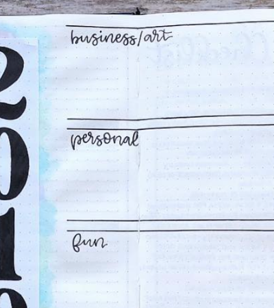 10 Minimalistic Bullet Journal Layout Ideas to Try